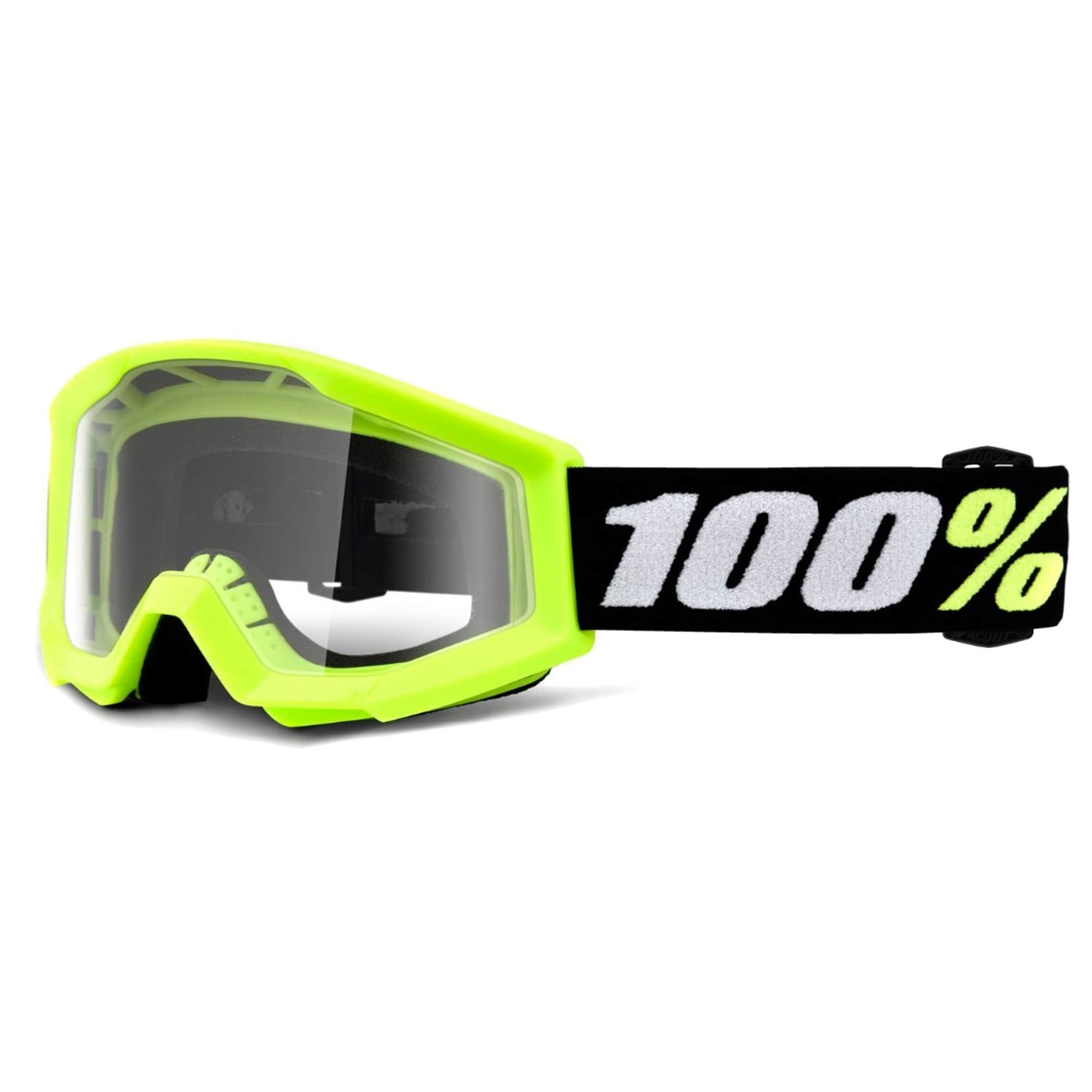 Óculos 100% Strata Mini - Infantil  - HP Race Off Road