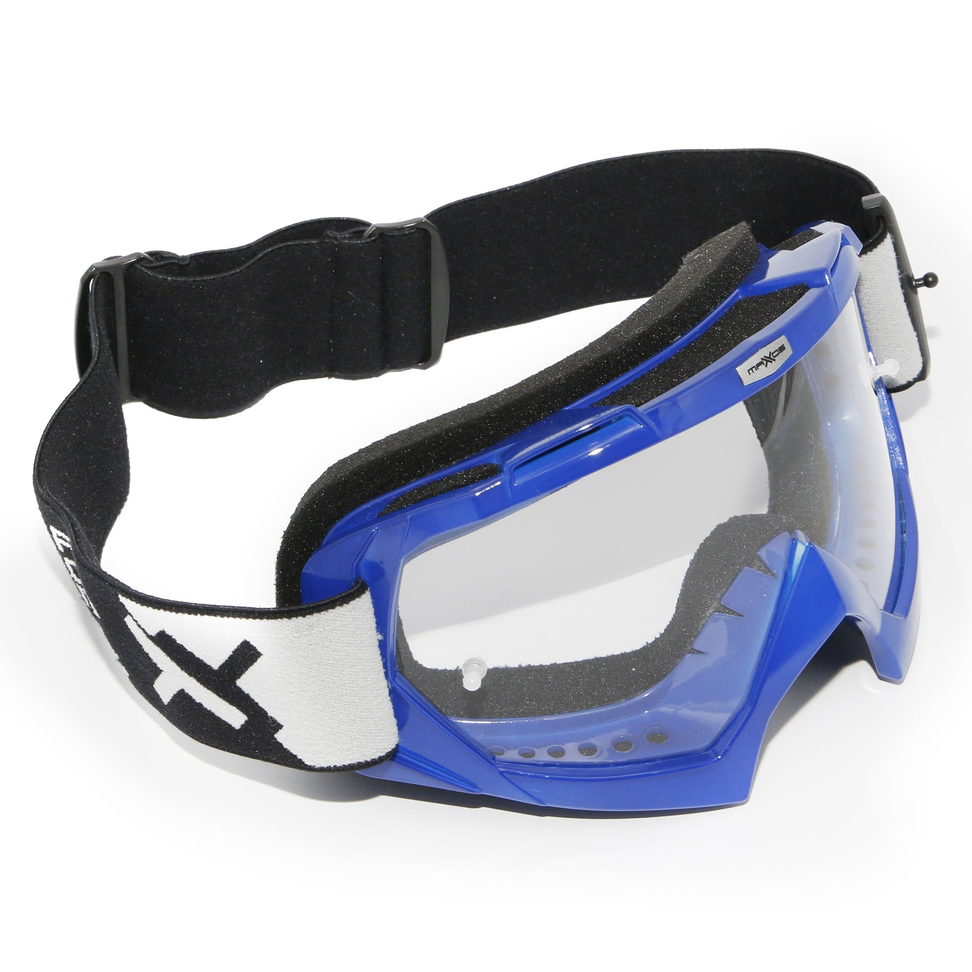 Óculos Mattos Racing Combat Transparente - HP Race Off Road