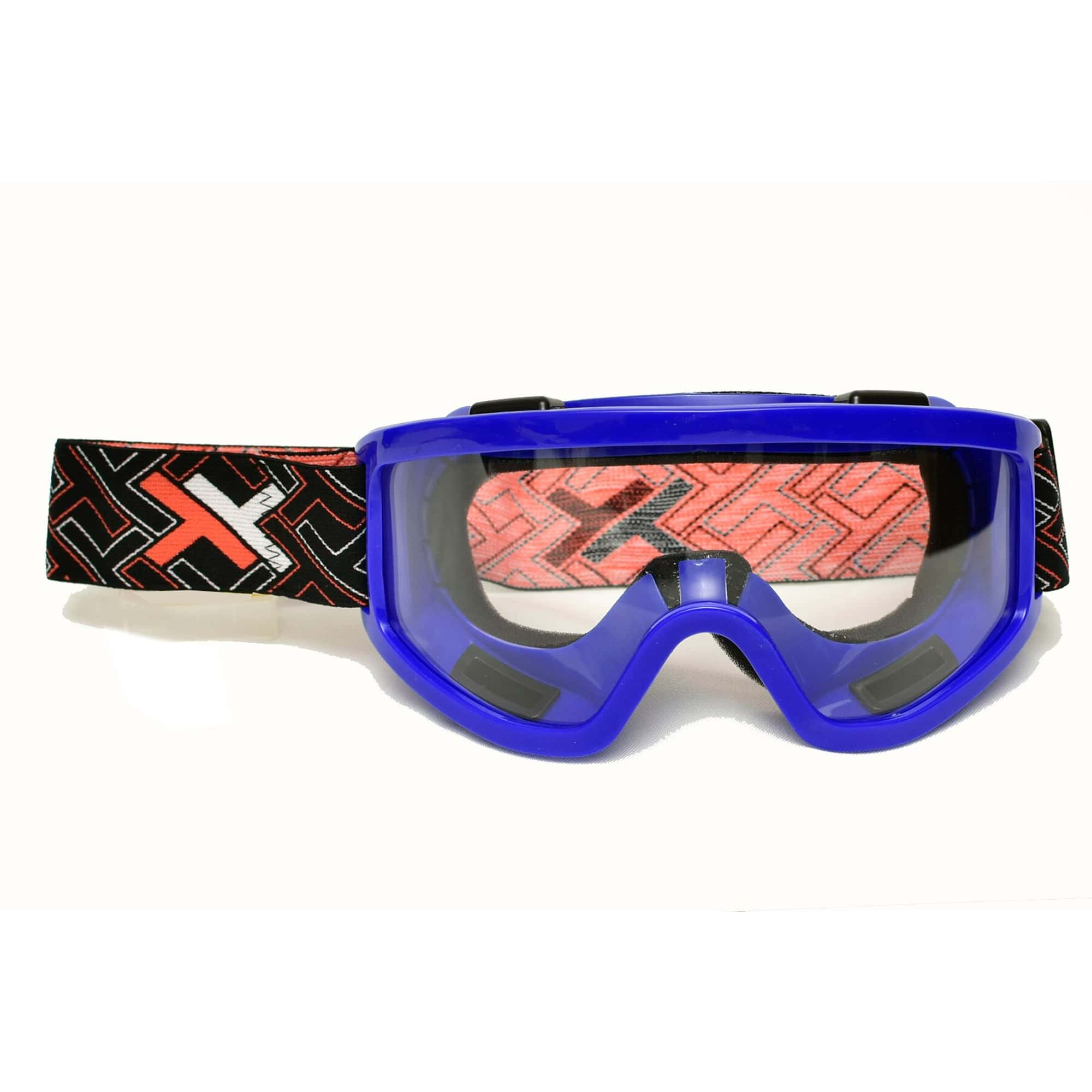 Óculos Mattos Racing MX Transparente  - HP Race Off Road