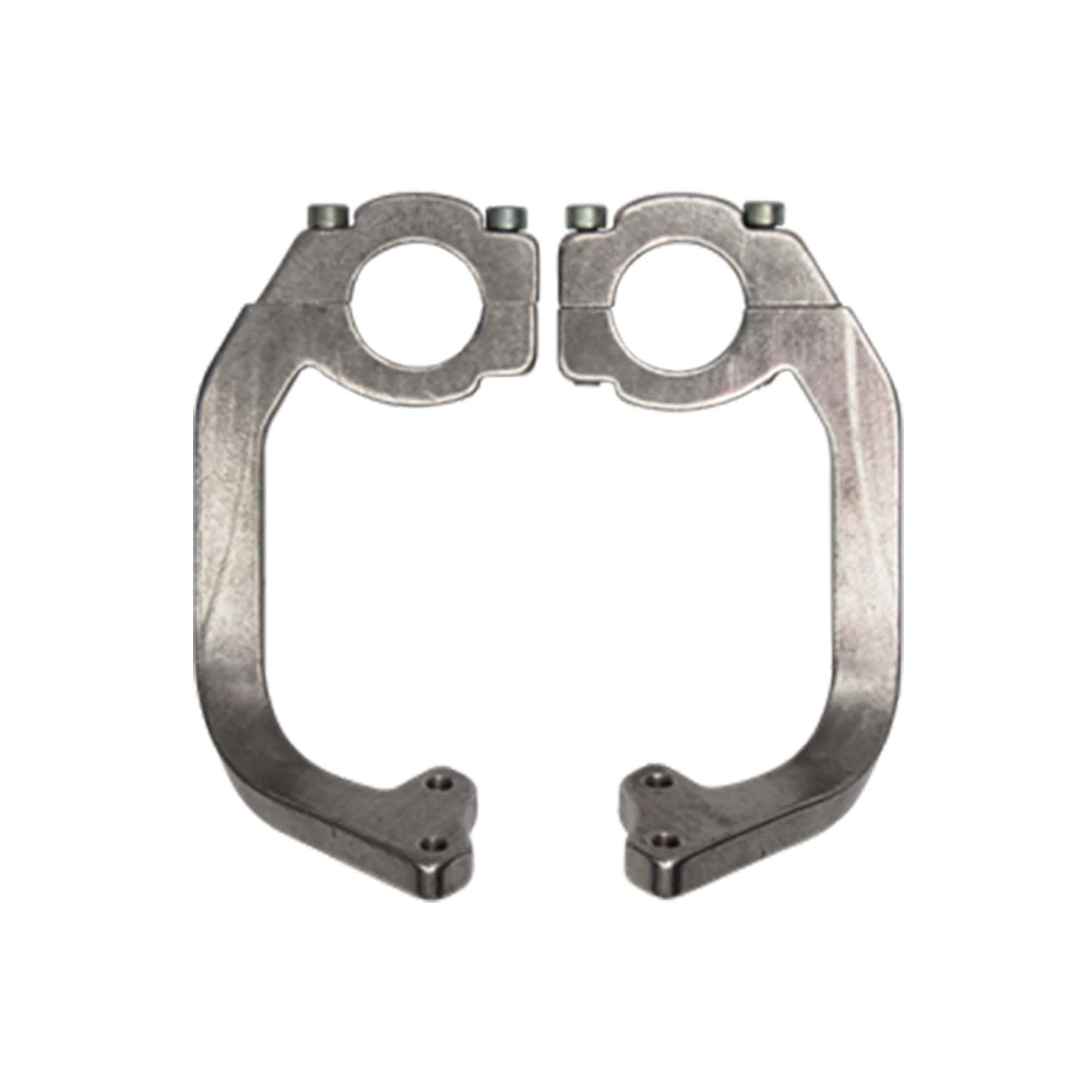 Protetor de Mão Circuit Vector com Haste de Alumínio (Fibra de Carbono)  - HP Race Off Road