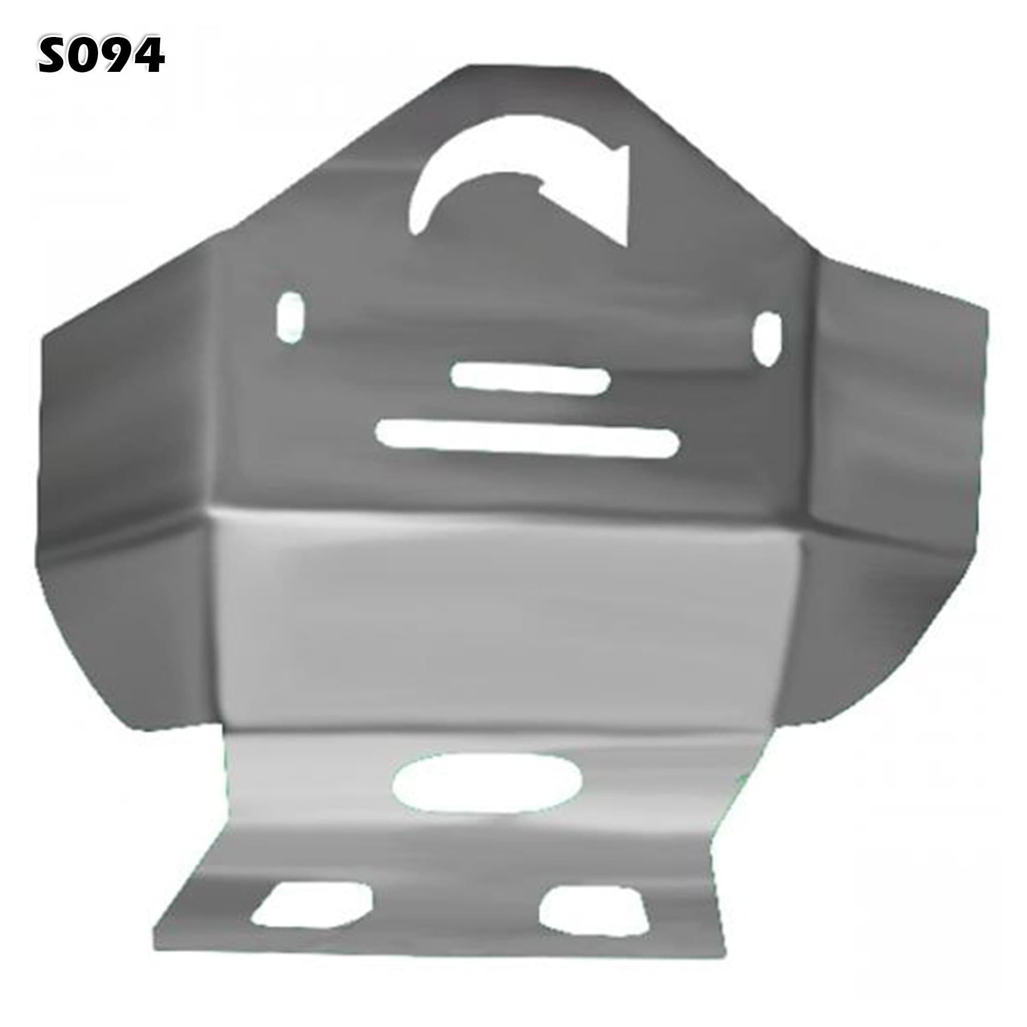 Protetor de Motor Start  (Alumínio)  - HP Race Off Road