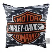 Almofada Harley Davidson Microfibra 40 x 40