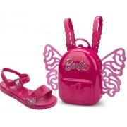 Sandalia Grendene Barbie Butterfly