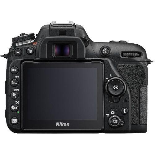 CÂMERA NIKON D7500 EF-S 18-140MM VR, 20.9 MP, 4K, WI-FI