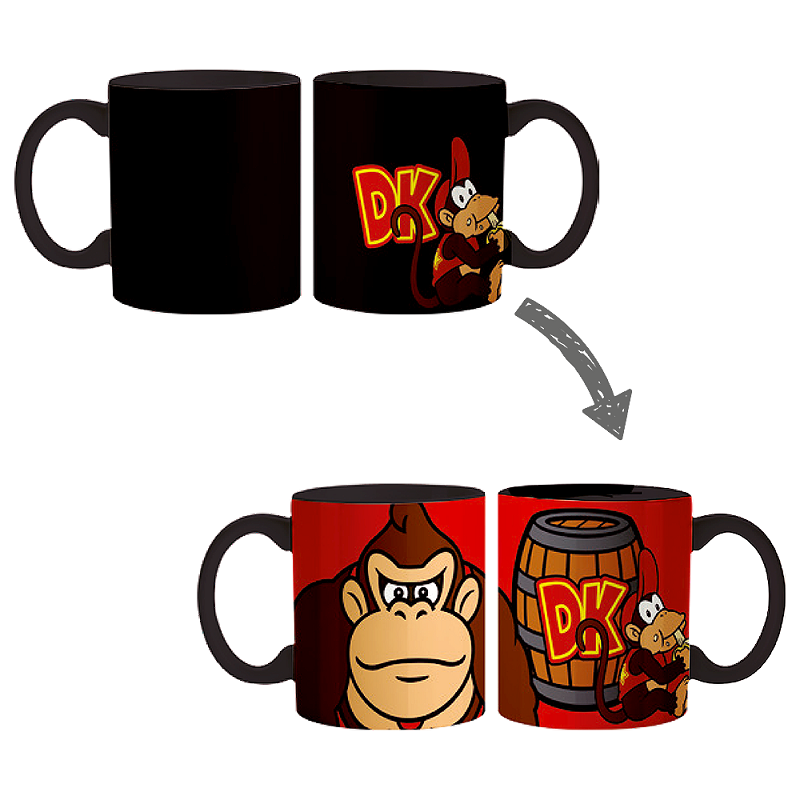 CANECA MAGIC 300ML DONKEY KONG