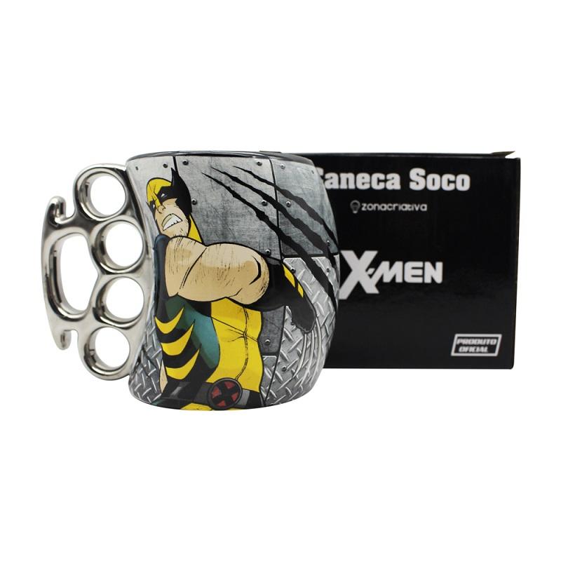 Caneca Soco Inglês 350Ml Wolverine