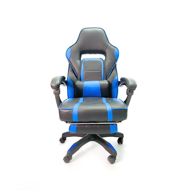 Cadeira Gamer Formula Reclinável 120º Com Apoio Para Os Pés