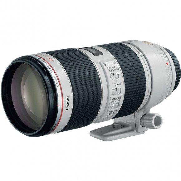 Objetiva Canon 70-200mm f/2.8L EF IS II USM