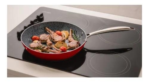 Frigideira Gourmet Granito Stoneflon Antiad 26cm 2,2l - Mta