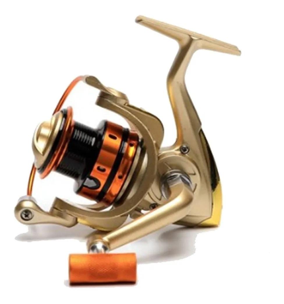 Molinete De Pesca Cmik Mr5000 Carretel Em Alumínio 5 Rolamentos