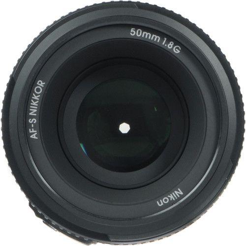 Objetiva NIKON  AF-S Nikkor 50mm f/1.8G