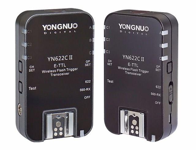 Rádio Flash Yong Nuo 622 Canon