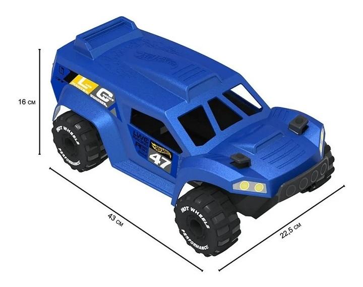 Sandalia Infantil Hot Wheels Speed + Carro