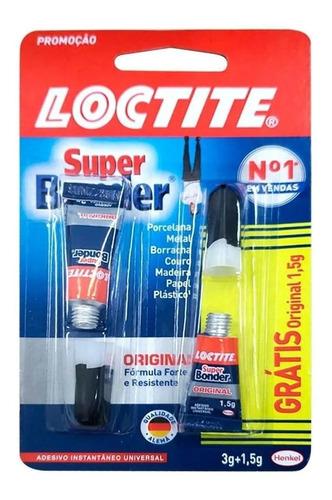 Super Bonder 3g Fórmula Forte E Resistente - Leve 2 Pague 1