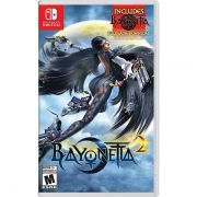Bayonetta 1 e 2 - Nintendo Switch