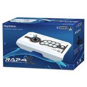 Controle Arcade Hori Rap 4 Real Arcade Pro 4 Kai Ps4/ps3/pc - Branco