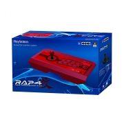 Controle Arcade Hori Rap 4 Real Arcade Pro 4 Kai Ps4/ps3/pc - Vermelho