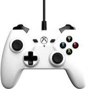 Controle com fio p/ Xbox One - Branco