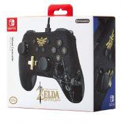 Controle Com Fio USB Zelda Power A - Switch / PC