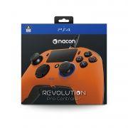 Controle Revolution Pro Nacon Ps4 - Laranja