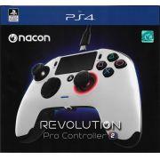 Controle Revolution Pro Nacon Revolution V2 Ps4 - Branco