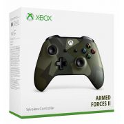 Controle sem Fio para Xbox One S - Armed Forces II