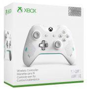 Controle sem Fio para Xbox One S - Branco Sport