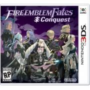 Fire Emblem Fates: Conquest - 3Ds