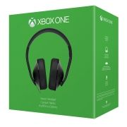 Headset Estéreo Xbox One + Adaptador de Headset