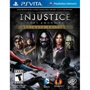 Injustice: Gods Among Us (Ultimate Edition) - PS Vita