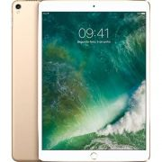 "Ipad Pro Apple Tela 10.5"" 64gb Wifi - Dourado"