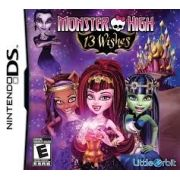 Monster High: 13 Wishes - 3Ds