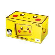 New Nintendo 2Ds XL - Edição Pikachu + 30 Jogos 3D na Memória