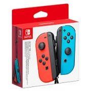 Nintendo Switch Joy-Con (L) e (R) - Vermelho e Azul