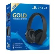 Novo Headset Sony Gold Wireless