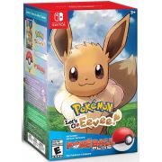 Pokemon Let´s Go Eevee + Pokebola - Nintendo Switch