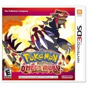 Pokémon Omega Ruby - 3Ds