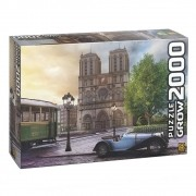 Quebra-cabeça (Puzzle) 2000 peças Catedral de Notre Dame
