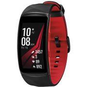 Smartwatch Samsung Gear Fit2 Pro Vermelho (Pulseira G)