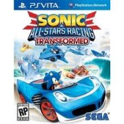 Sonic & All-Stars Racing Transformed - Ps Vita