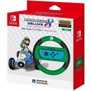Volante Deluxe Mario Kart 8 - Edição Luigi - Nintendo Switch