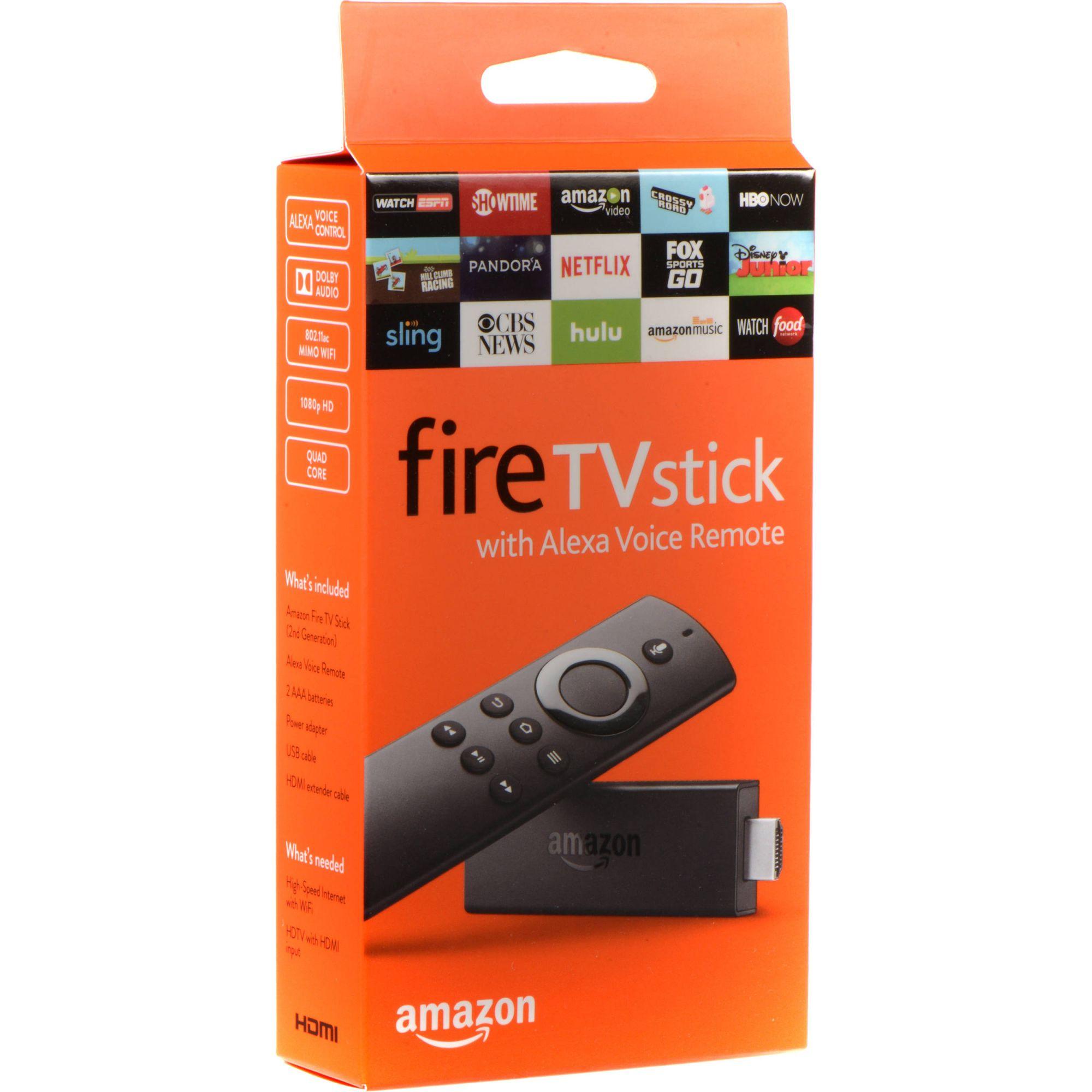 Adaptador Fire TV Stick Amazon
