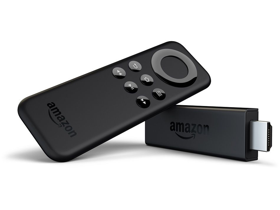 Adaptador Fire TV Stick Amazon