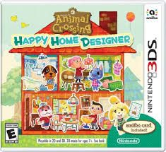 Animal Corssing Happy Home Designer - 3ds