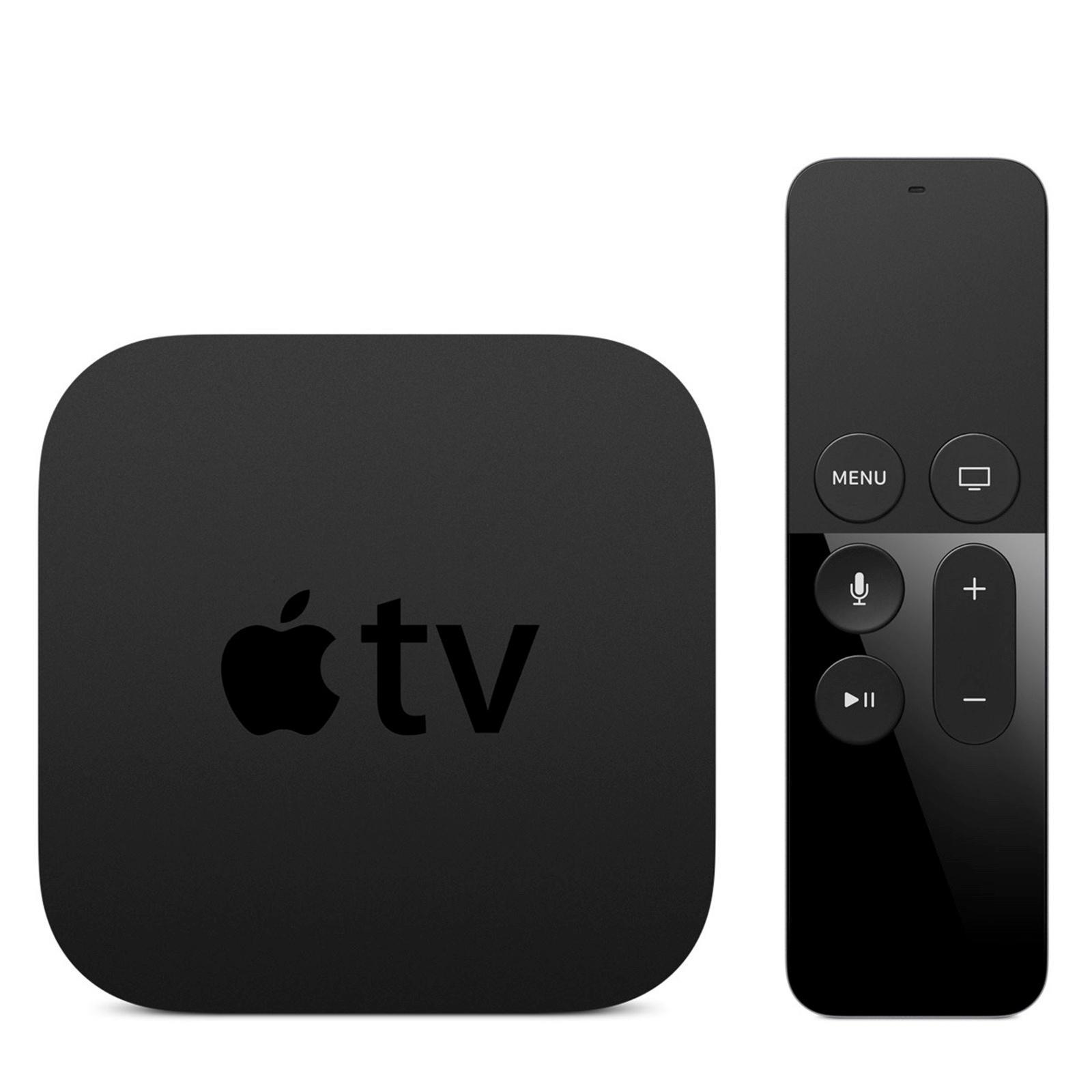 Apple Tv 4ª Geração 32gb 4K / Wifi + Controle Bluetooth
