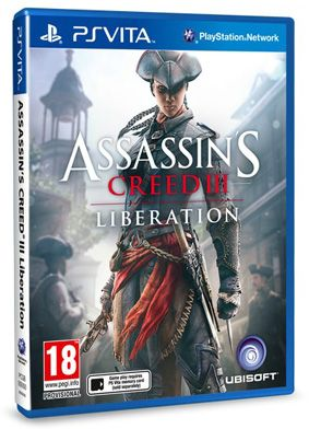 Assassin´s Creed III Liberation - Ps Vita