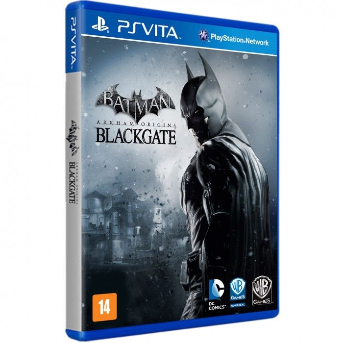 Batman: Arkham Origins Blackgate - PS Vita