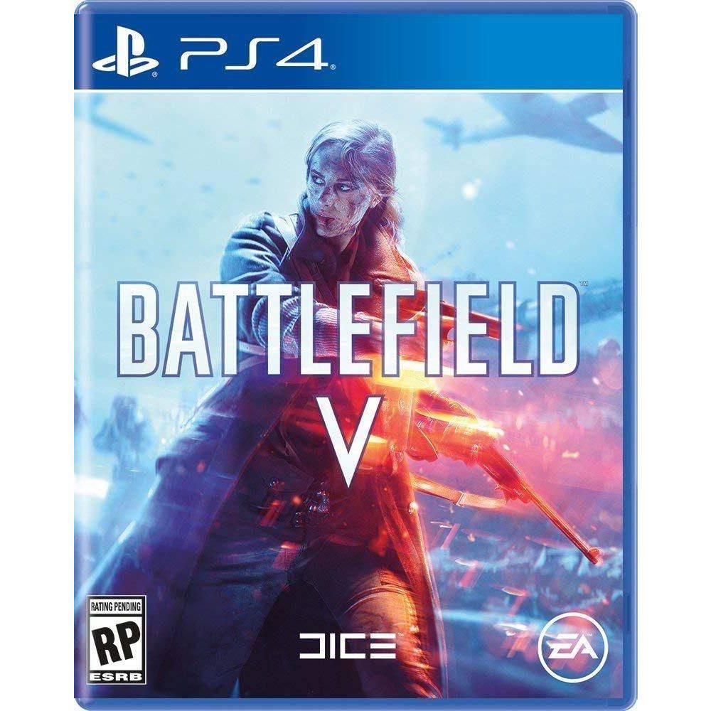 Battlefield V (5) - Ps4