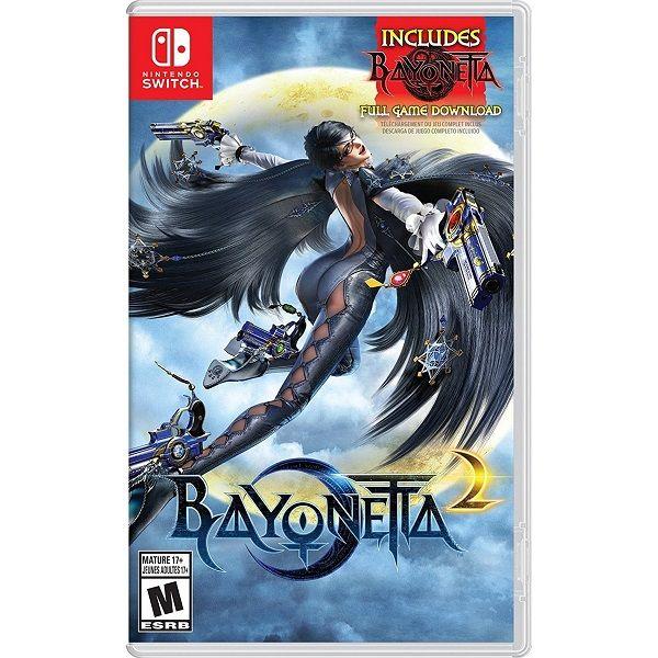 Bayonetta 1 e 2 - Nintendo Switch