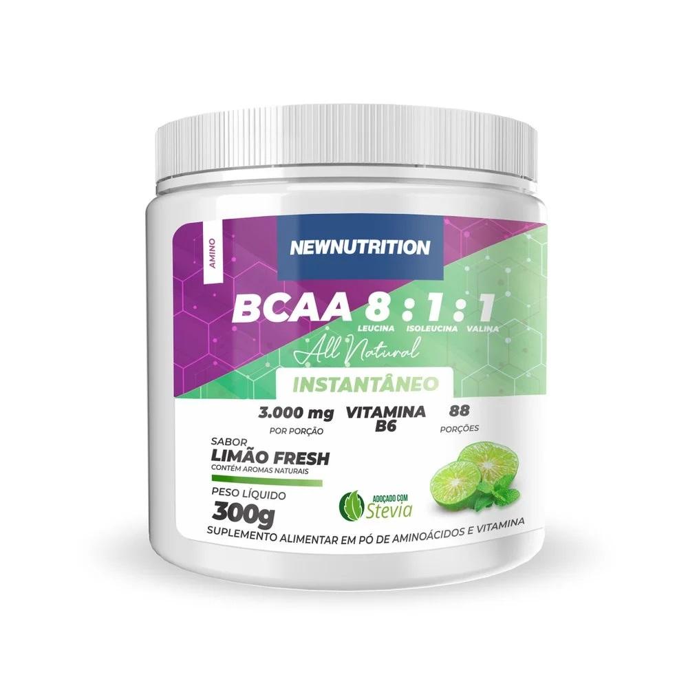 BCAA 8:1:1 300g All Natural (Stevia)